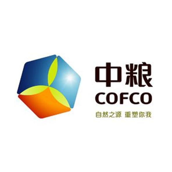 "<div style=""text-align:center;""> 中粮 </div>"